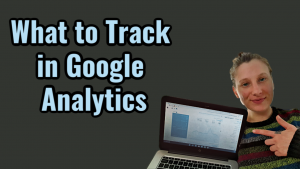 track google analytics