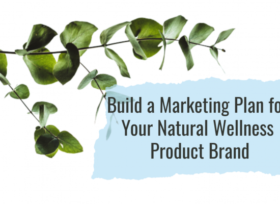 Natural Wellness Marketing Plan