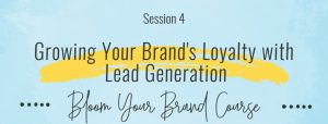 How to make a Lead Generation Process Course
