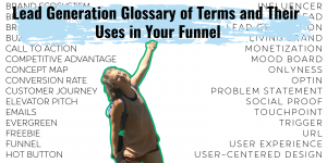 Lead Generation Glossary of Terms - Blog Cover