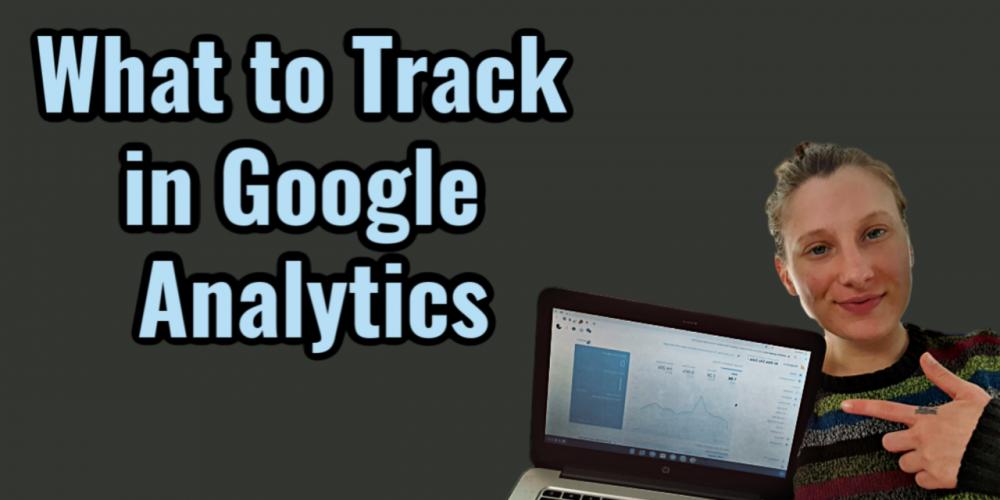 track google analytics
